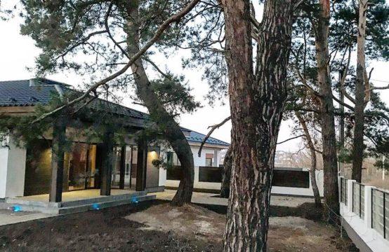 Новый дом в Лесной Буче