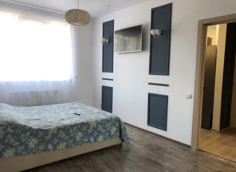 1-к квартира з ремонтом