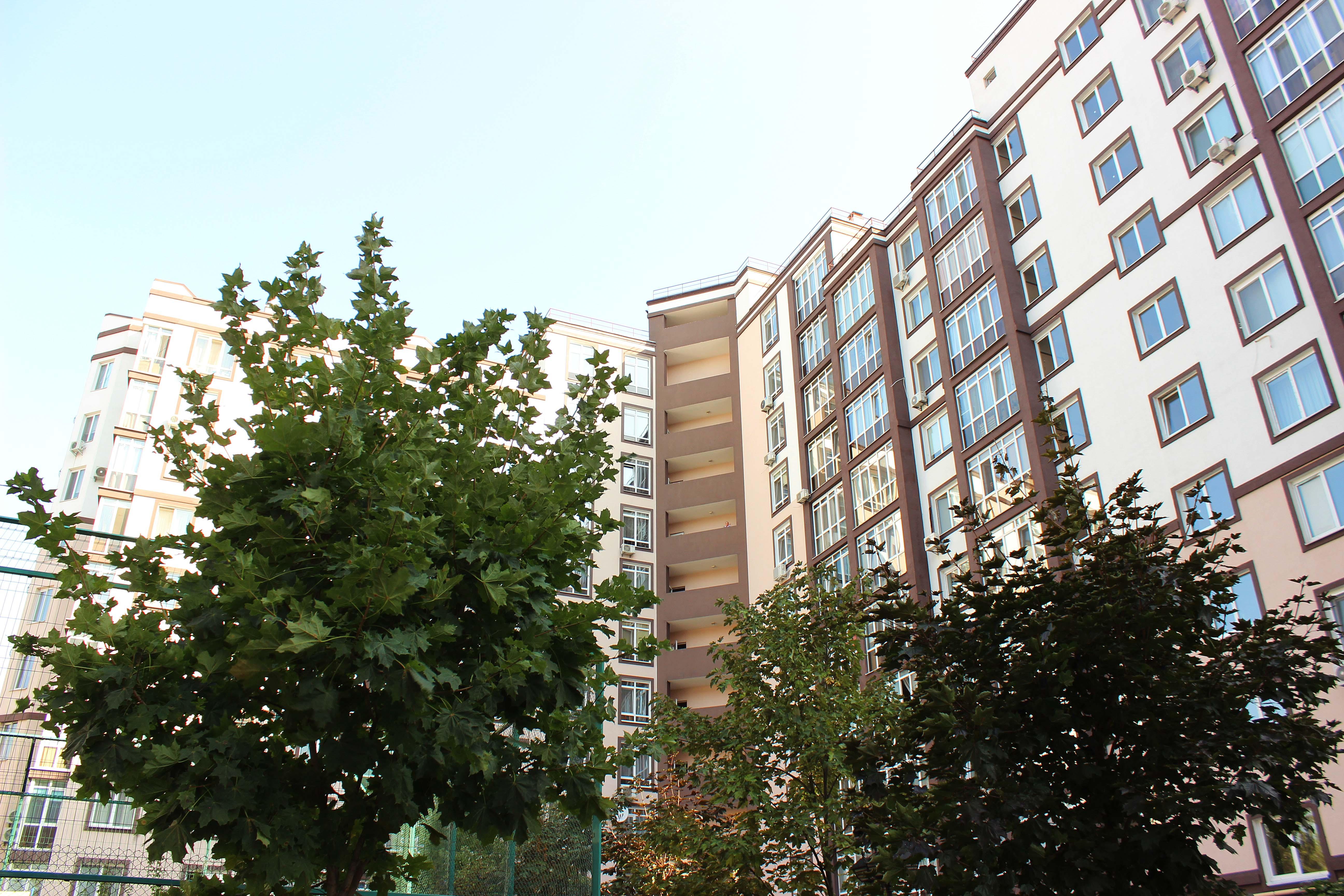 Дворівнева квартира в ЖК Парковий