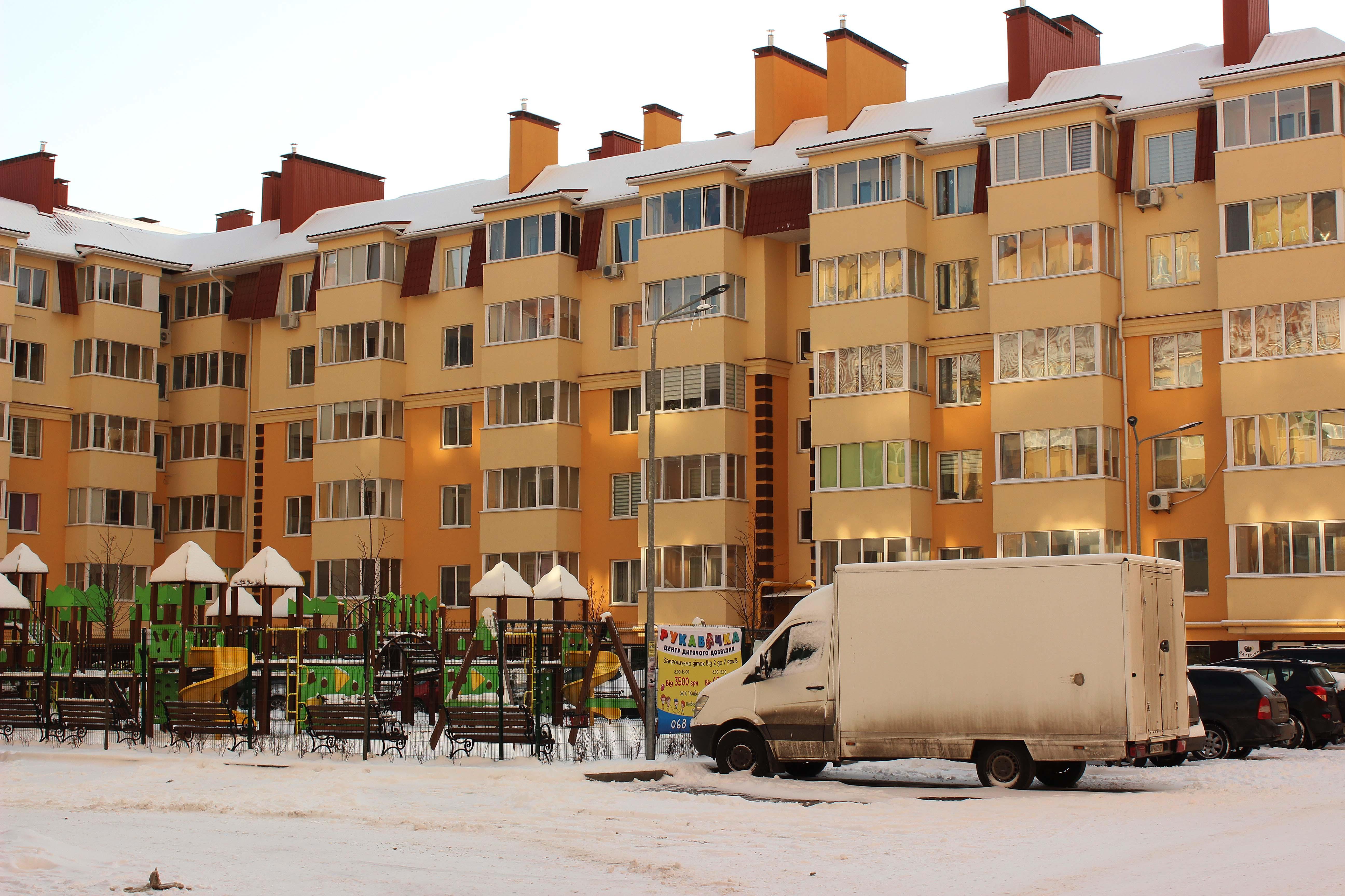 1-к квартира ЖК Київський маєток